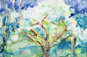 watercolor-0414130022.Dogwood #1