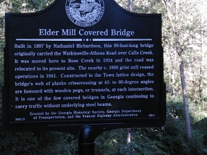 014 Elder Mill ...The Marker
