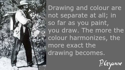 Cezanne 01 quote